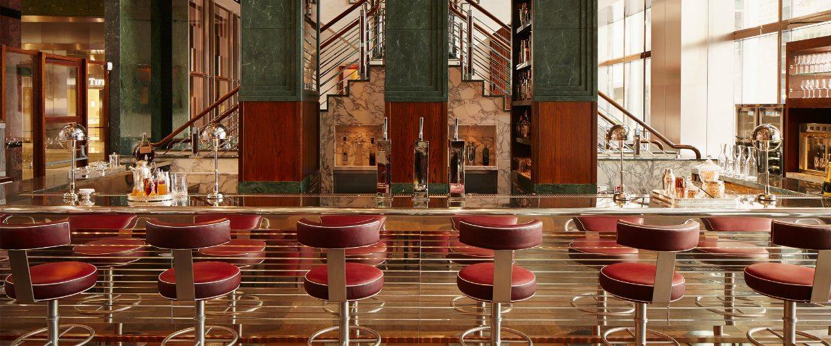 Bar interior design ideas – the best David Collins projects