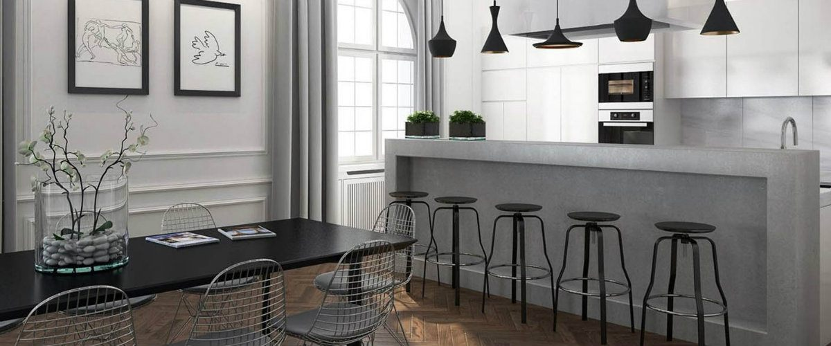 How to choose the perfect modern kitchen bar stools