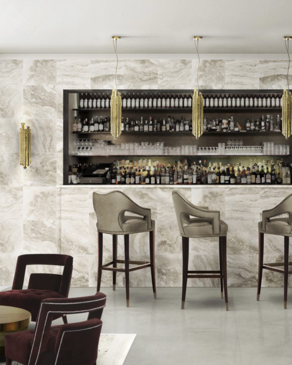 Counter Bar Stools and Bar Chairs - The Modern Design Guide
